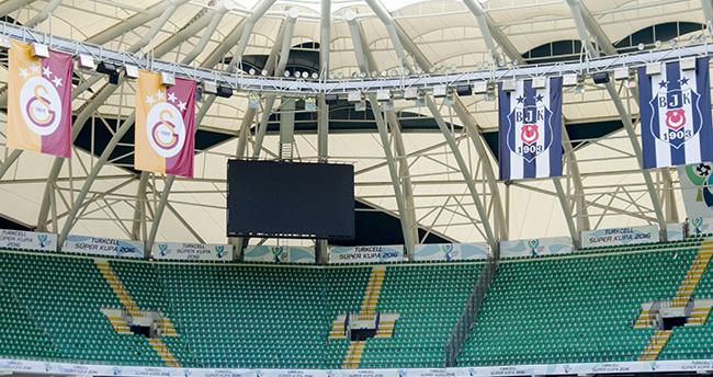 Konya Süper Kupa'ya hazır