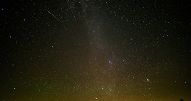 Bu gece gökyüzüne iyi bakın! – Perseid Meteor Şölenini Kaçırmayın!