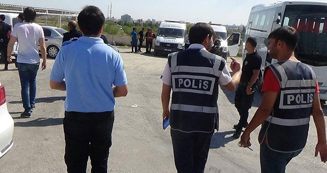 Karaman'da FETÖ operasyonunda adliye ve cezaevlerinden 20 kişi gözaltına alındı