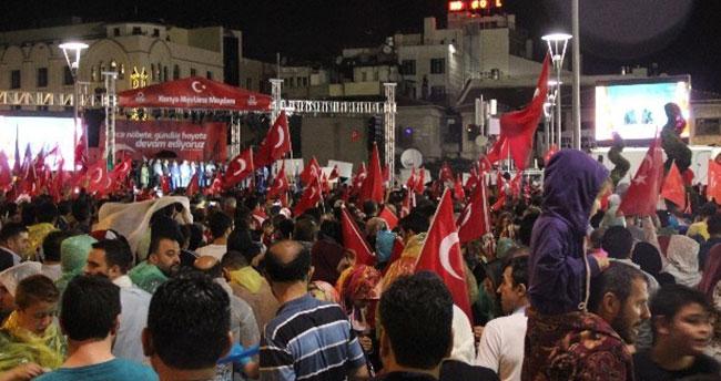 Konya'da Şehitlerin adı okullarda yaşayacak