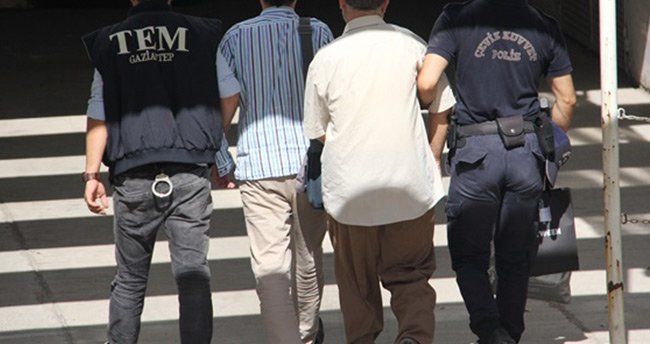 Ereğli'de FETÖ'den 4 kişi tutuklandı