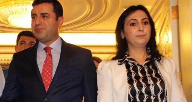 Demirtaş ve Yüksekdağ'a kötü haber!