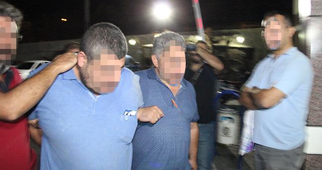 Darbeci Albaylar Konya'da yakalandı!