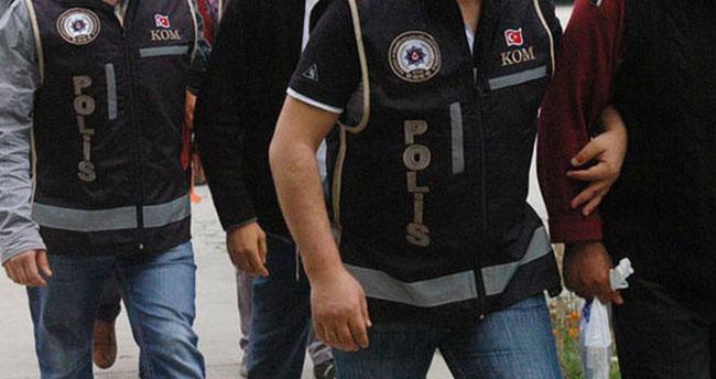Kilis'te FETÖ operasyonlarında 69 kişi tutuklandı