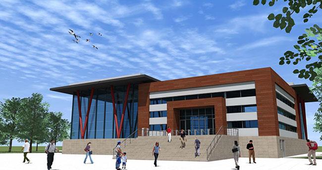 Konya Büyükşehir'den Meram'a 640 Araç Kapasiteli Yeraltı Otoparkı