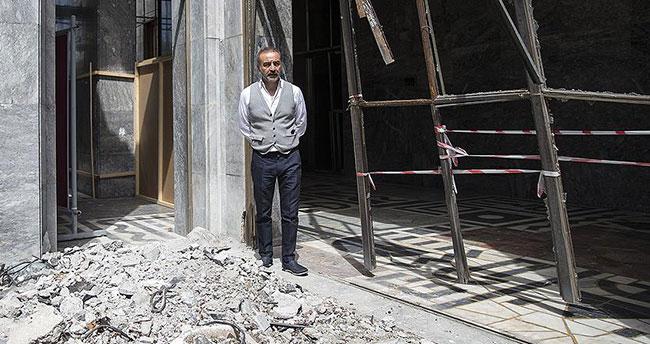 Yılmaz Erdoğan, Hakkari için TBMM'de