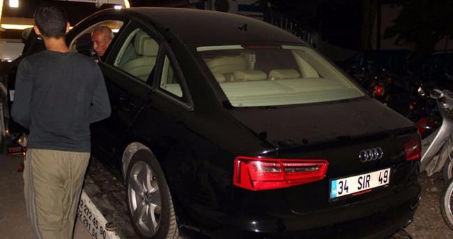 Bakın hain Adil Öksüz'ün arabası kime ait çıktı