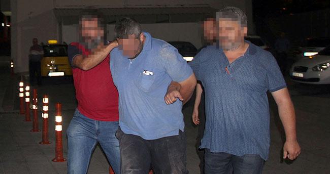 Konya'da darbeci askerleri gizleyen şüpheli tutuklandı