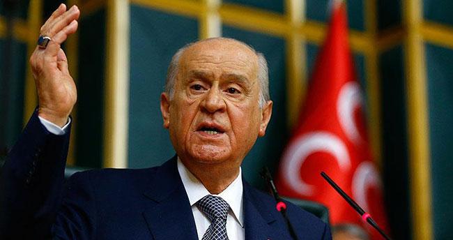 Bahçeli: FETÖ ve PKK Türkiye'nin bir numaralı sorunudur