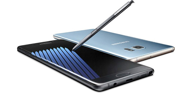 Galaxy Note 7 Türkiye'de satışa çıkıyor