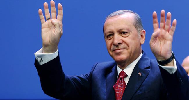 Cumhurbaşkanı Erdoğan: 'Amerika'ya bir şey kazandırmaz, kaybettirir'
