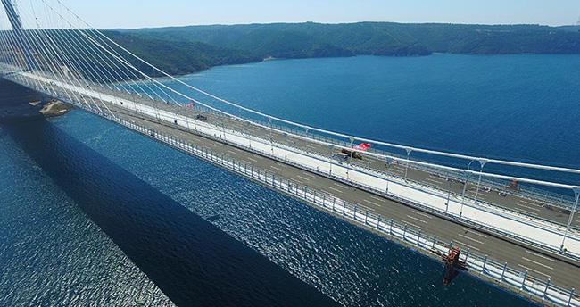 Dünyanın en geniş köprüsü için son iki gün