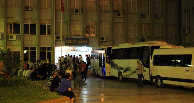 Aydın'da 368 kişi tutuklandı, 1038 personel görevden uzaklaştırıldı