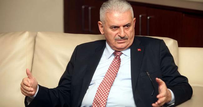 Başbakan Yıldırım, Slovakya Başbakan Yardımcısını kabul etti