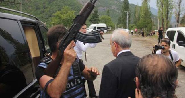 CHP konvoyuna saldırıyı PKK üstlendi!