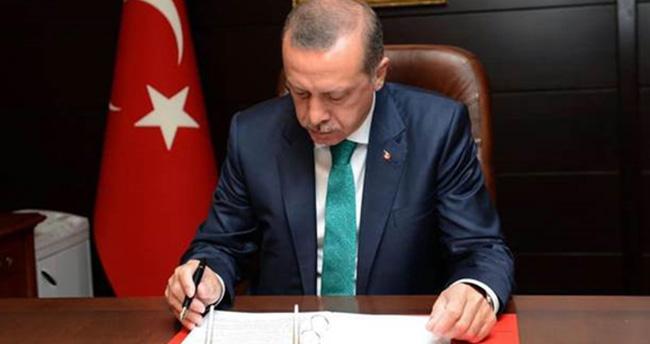 Cumhurbaşkanı Erdoğan onayladı, resmen kuruluyor