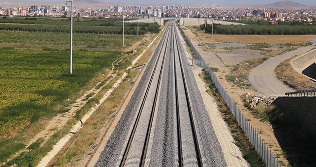 Konya-Karaman 40 dakika olacak