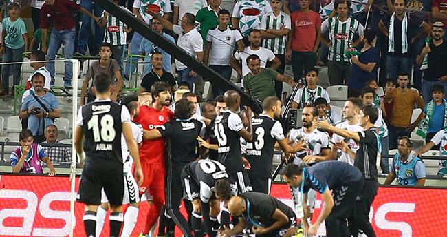 Konya'da gülemiyorlar
