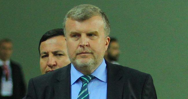 Başkan'ın UEFA umudu