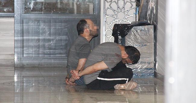 Konya'da yakalanan darbeci albayar nöbetçi hakime sevk edildi