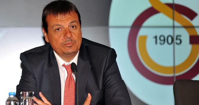 Ergin Ataman, Galatasaray'ı seçti