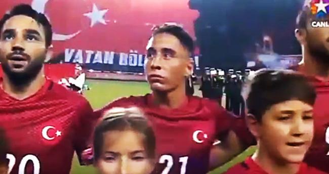 Emre Mor'dan 'İstiklal Marşı' özrü!