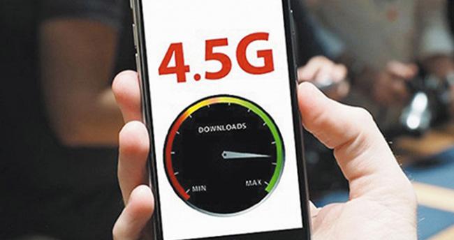 '4,5G' mobil internette 'doping' etkisi yaptı