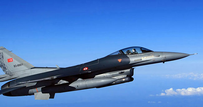 İstanbul üzerinde uçan F-16'lara ilişkin açıklama