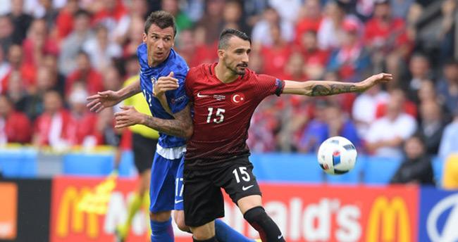 A Milli Futbol Takımı 542. randevuda