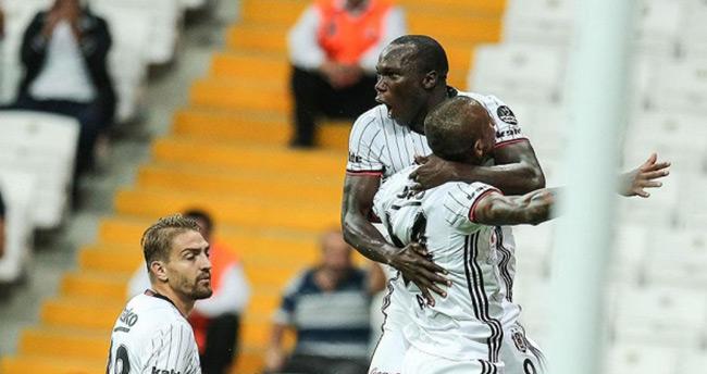 Beşiktaş forvette istikrarı sağlayamadı