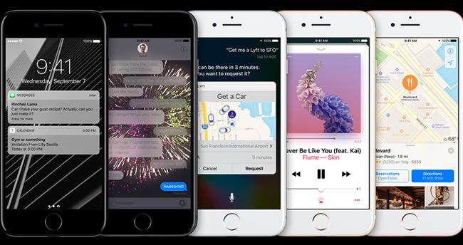 iPhone 7 ve iPhone 7 Plus görücüye çıktı – iPhone 7 özellikleri ve satış fiyatı