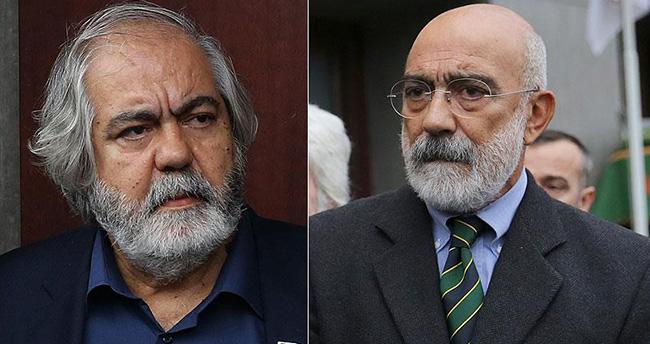 Ahmet Altan ile kardeşi Mehmet Altan gözaltında