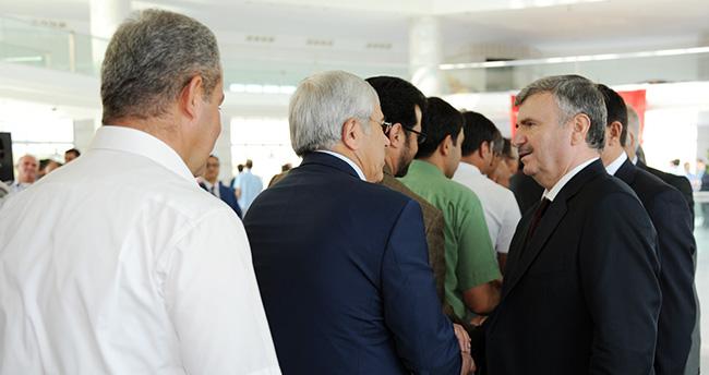 Başkan Akyürek belediye çalışanları ile bayramlaştı