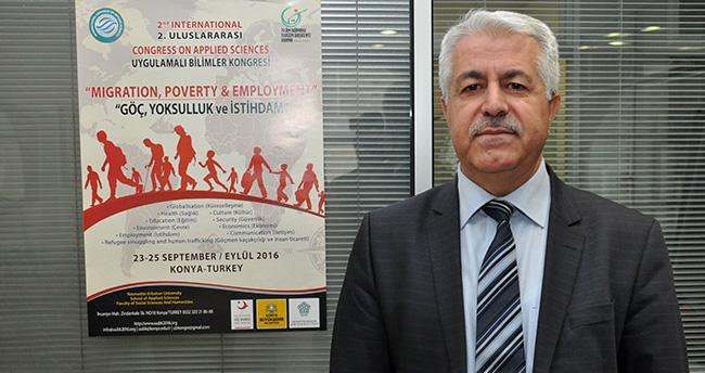Göç, Yoksulluk ve İstihdam Konya'da konuşulacak