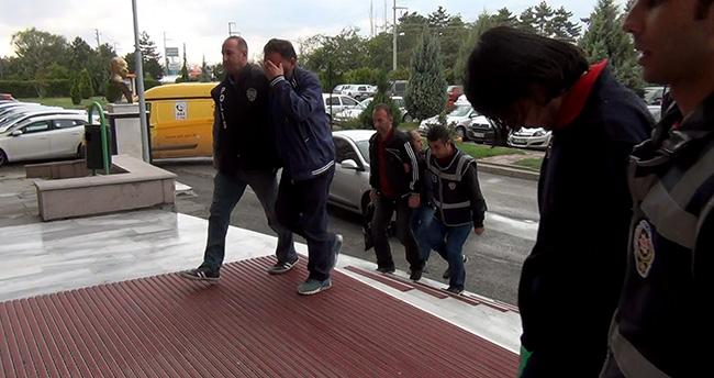 Konya 2 kişi FETÖ'den tutuklandı
