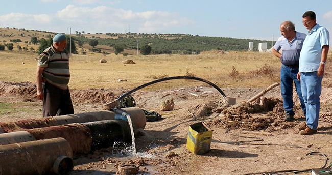 Konya Büyükşehir, üç mahallenin daha su özlemini giderdi