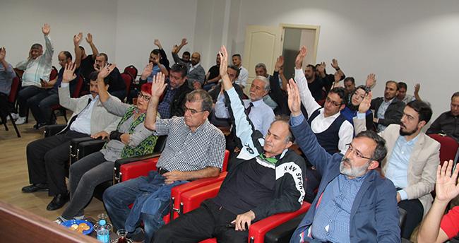 Konya Basın Konseyi'nde genel kurul yapıldı