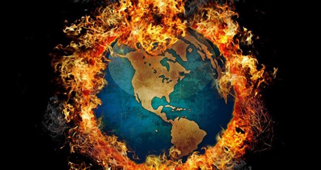 """OECD'den """"küresel ısınma"""" uyarısı"""
