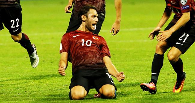 Türkiye – Ukrayna maçının hakemi belli oldu
