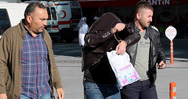 Konya'da 13 infaz koruma memuru gözaltına alındı