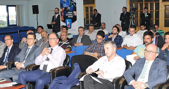 KSO'da 4. Sanayi Devrimi konuşuldu