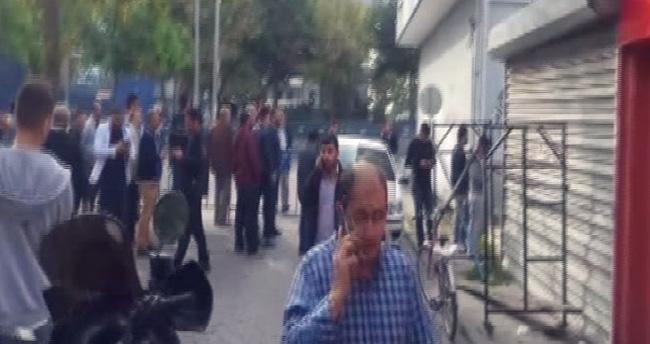İstanbul'da polis merkezi yakınında patlama