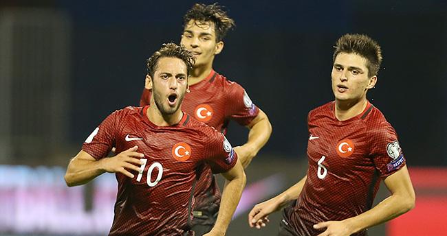 Konya'da dev maç