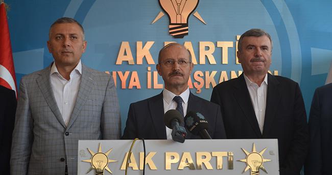 Cumhurbaşkanı Erdoğan'ın Konya ile gönül bağı var