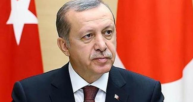 """Cumhurbaşkanı Erdoğan'dan """"#BarışİçinPaylaş"""" mesajı"""