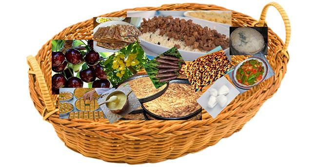 Konya'nın yöresel ürünleri tanıtılacak!