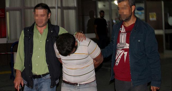 Konya'da kapkaç iddiası