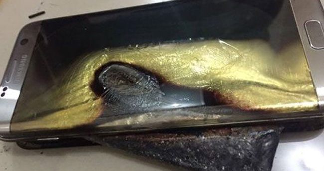Samsung'dan Galaxy Note 7 sahiplerine çok önemli uyarı