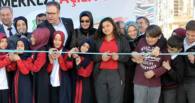 Gödene Bilgi Merkezi hizmete açıldı