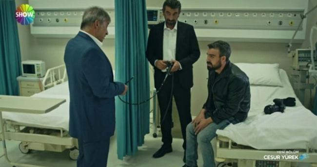 Cesur Yürek dizisindeki 'gazeteci sahnesi' için suç duyurusu